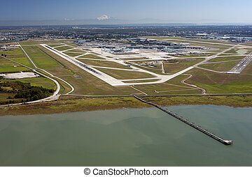 Sea Island and Vancouver International Airport