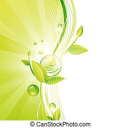 Green Frame