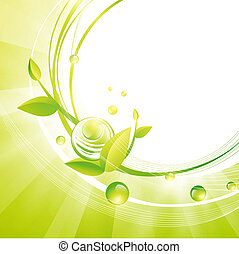 marco, verde