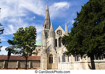 Chichester Cathedral - Cathedral Church of the Holy Trinity...
