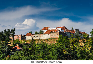 Citadel of Brasov. Romania, Transylvania. - The Citadel is...