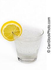 tonic with lime