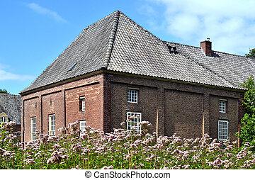 Historic coach house.