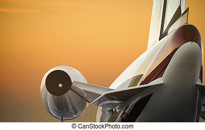 Private plane - private plane