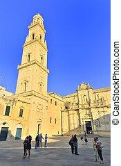 piazza, Duomo