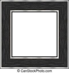contemporary photo frame