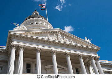Sacramento Capitol of California
