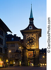 Zytglogge - The Zytglogge clock tower (early 13th century)...