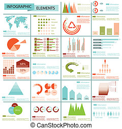 info graphic - Detail info graphic vector illustration....