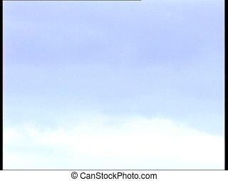 DRACULA CASTLE tilt from clouds 2 - Count Dracula Castle...