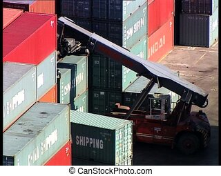 CONTAINER handler in action 1