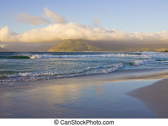 Long Beach in Cape Town - Long beach in Cape Town