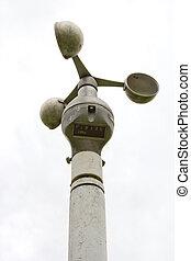 Anemometer-wind, Velocímetro