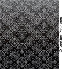 Damask pattern