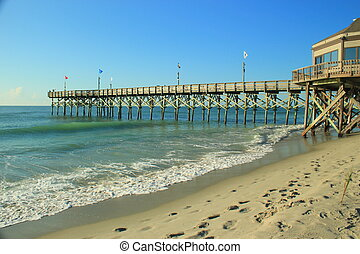 Pier 14 5 - Pier 14 in Myrtle Beach South Carolina