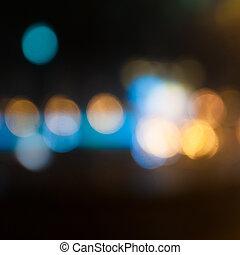 Artistic style-Defocused urban abstract texture background for your design