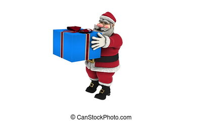 Santa Claus - image of Santa Claus