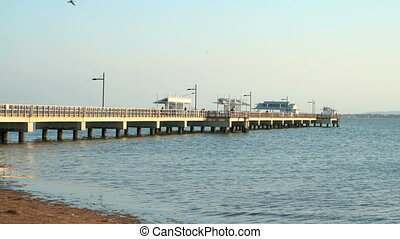 Woody Point Jetty - Timelapse of the Woody Point Jetty in...