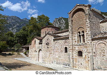 Old church in Greece