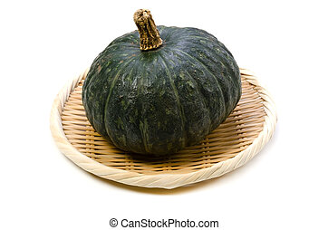 kabocha squash - Cooking ingredient series kabocha squash....