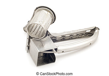 grater for cheese close up