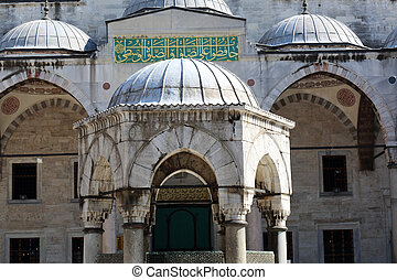 Sultan Ahmed Mosque Istanbul - the Sultan Ahmed Mosque,...