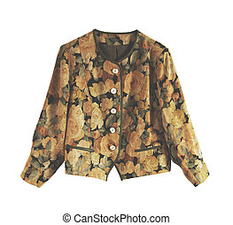 Woman Jacket, German traditional costume style