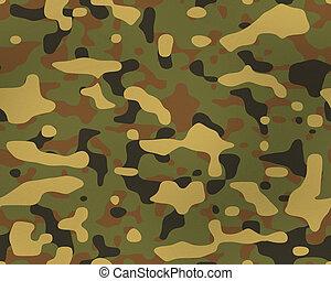 seamless, Struktur, Kamouflage