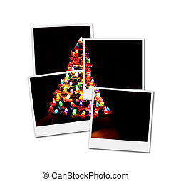 Details of Christmas Instant Film Frames - Decorations for...