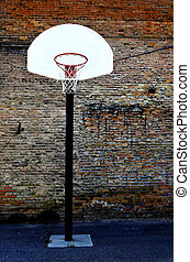 Urban Basketball Court
