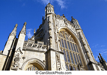 Bath Abbey (also known as Abbey Church of Saint Peter and...
