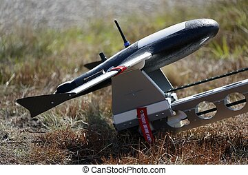 army drone plane - army uav remote controlled plane ready to...