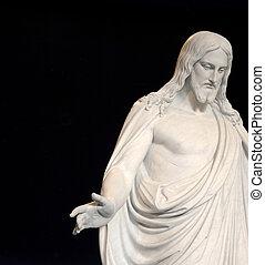 雕像, 耶穌, christ