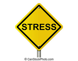 Warning Stress Ahead