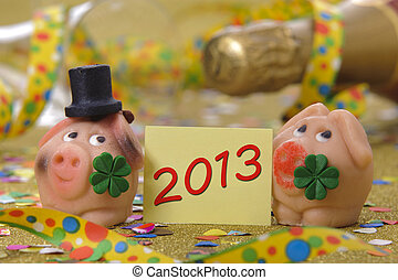 new year 2013 - talisman for new year 2013