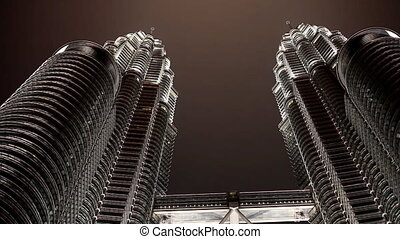 Petronas towers Kuala Lumpur - Kuala Lumpur 30 September...