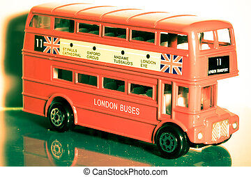 london bus stock foto bilder london bus lizenzfreie. Black Bedroom Furniture Sets. Home Design Ideas
