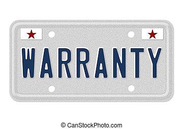 Getting a car warranty