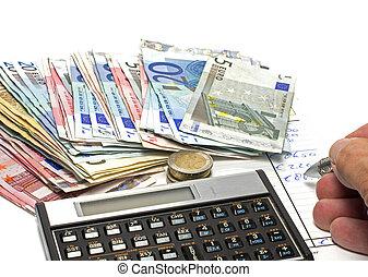 calculating finacial problems - calculating finacial bills...
