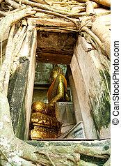 タイ, 寺院, 仏