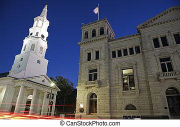 arquitectura, Charleston