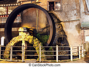 Mill in St. Augustine