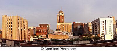 Downtown Lansing