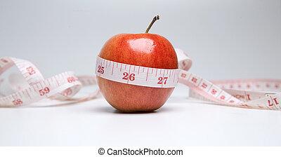 健康, 水果