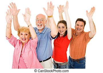 Family Excitement