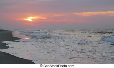Dawn Surf HD Loop
