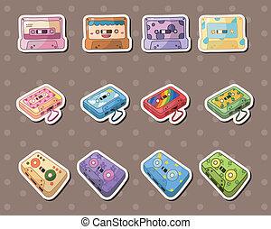 tape stickers
