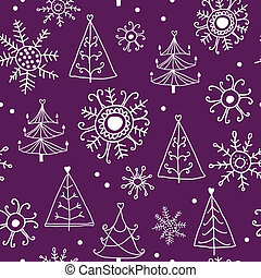 Christmas pattern.Seamless pattern can be used for...