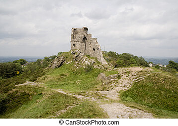 Mow Cop Castle in Biddulph
