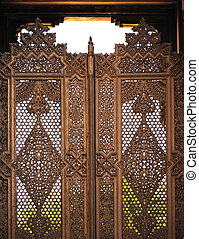 Gate Ciragan Palace Istanbul - gate of the former Ciragan...